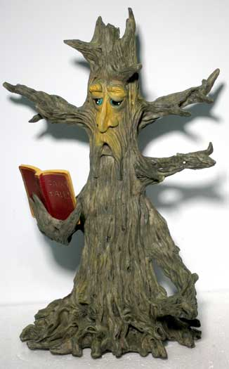 Poet Tree Holder