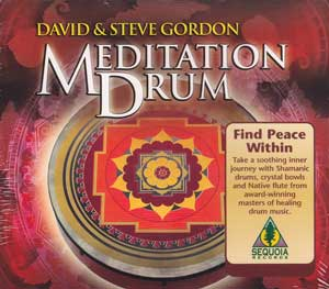CD: Meditation Drum
